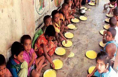 In anganwadis of Uttar Pradesh, 14 lakh 'ghost children' ate food worth 25 crore