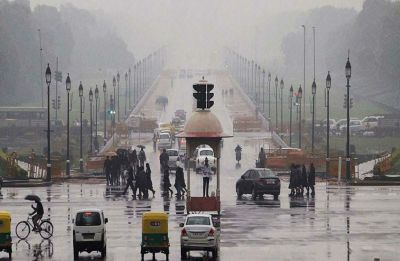Delhi records season's lowest pollution level after rainfall