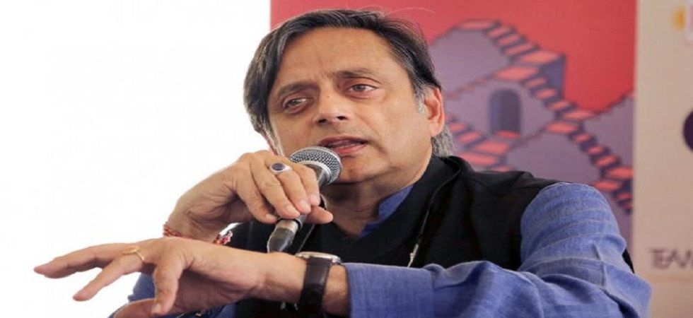 Shashi Tharoor says the bill's central idea was the