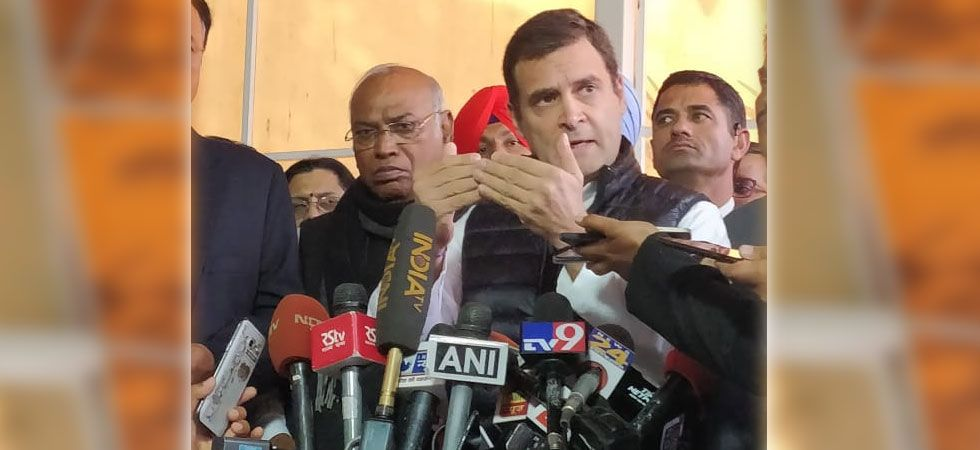 Is PM Modi trying to 'bankrupt' HAL to help 'Double A', asks Rahul Gandhi