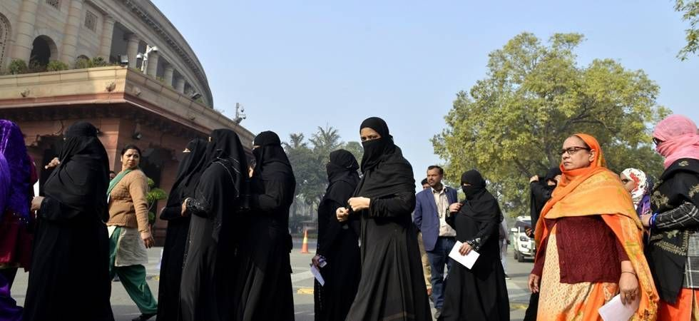 If the government again fails to get Triple Talaq Bill passed in Rajya Sabha, it may reintroduce an Ordinance. (File Photo)