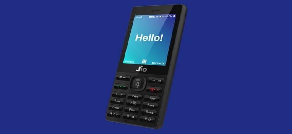Reliance launches Kumbh JioPhone especially for pilgrims (Twitter)
