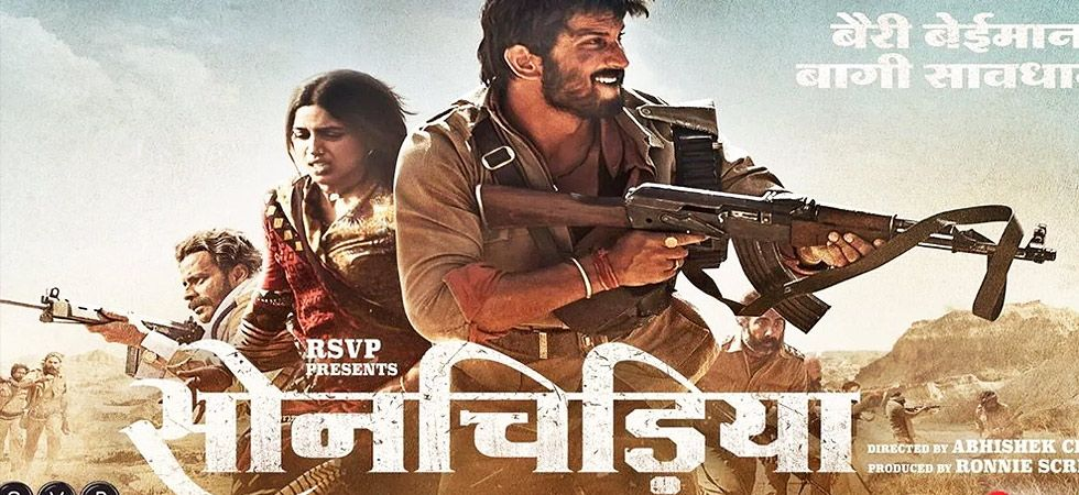 Trailer released for Sushant Singh Rajput and Bhumi Pednekar's upcoming film, Sonchiriya/ Image: Trailer grabs