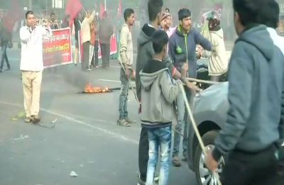 Bharat Bandh: Police detain CPM workers in Kolkata, railway lines blocked in Howrah