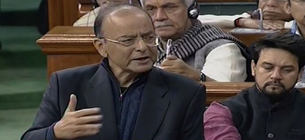 Arun Jaitley said that bill will enable social upliftment