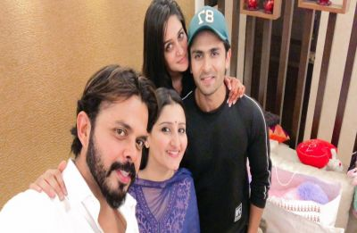 Bigg Boss 12: Dipika Kakar and Shoaib Ibrahim welcome Sreesanth and his family to their home