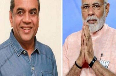 Modi biopic most challenging role of my career: Paresh Rawal