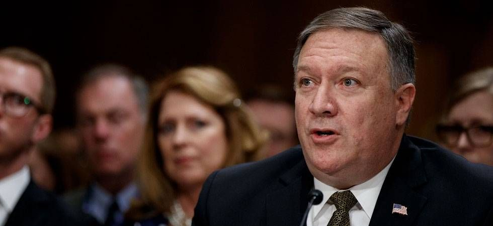 Pompeo has repeatedly called Iran