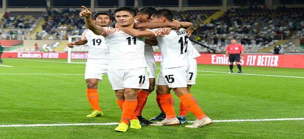 AFC Asian Cup: Sunil Chhetri's India eye repeat of Thailand