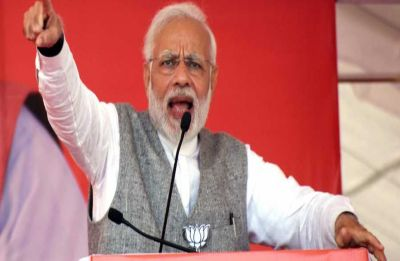 Highlights | Rahul Gandhi insulted women with remark on Defence Minister: PM Modi in Agra