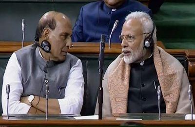 Forward Quota Bill tabled in Rajya Sabha, Union Minister Gehlot calls it a 'historic day'
