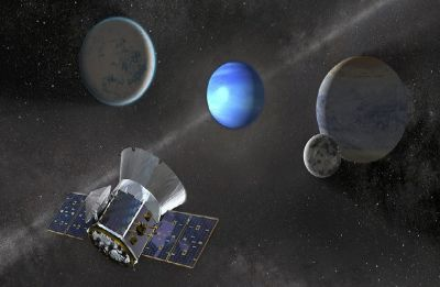 NASA's TESS probe discovers new planet 3 times the size of Earth