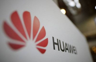 Huawei raps staff for sending tweet via iPhone