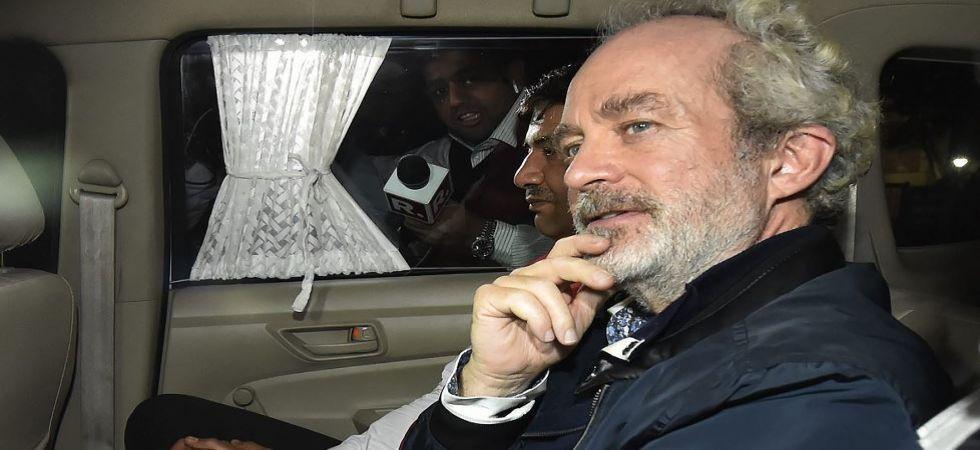 AgustaWestland Case: Michel seeks permission for international calls (File Photo)