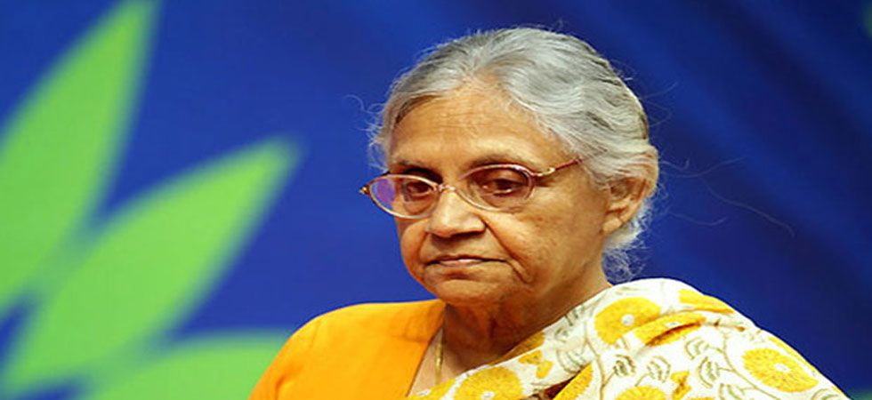 80-year-old Sheila Dikshit has been a three-time chief minister of Delhi between 1998 to 2013. (File photo)