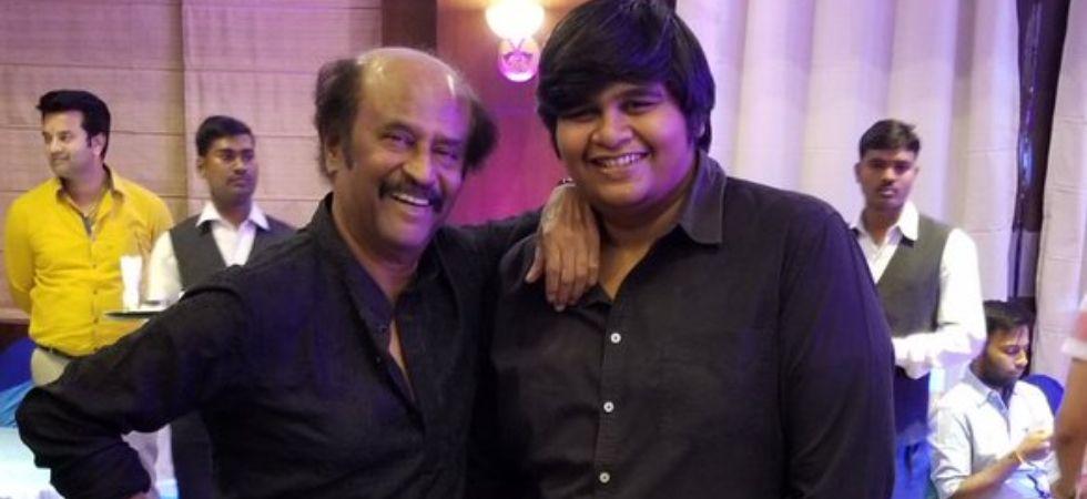 Karthik Subbaraj and Rajinikanth./ Image: Twitter
