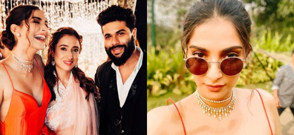Sonam Kapoor is currently having a gala time in Goa./ Image: Instagram