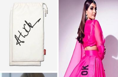Did Sonam Kapoor just get bashed for wearing copied fashion?