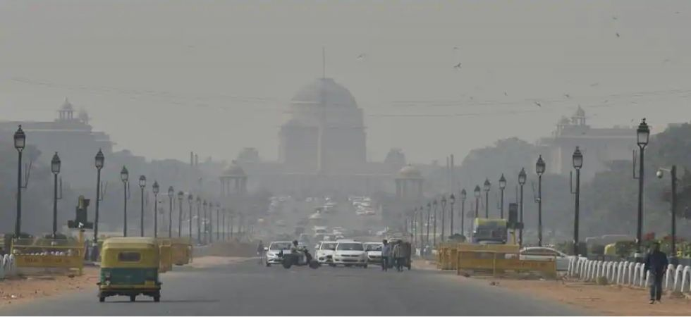 Delhi's air quality deteriorates to 'severe' category (File Photo)