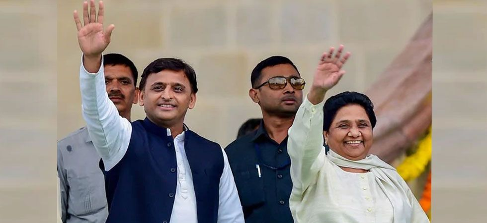 Akhilesh Yadav has been saying that Uttar Pradesh's anti-BJP alliance will be formed without the Congress. (File photo)