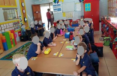 RACISM is still very much alive, South Africa teacher splits children 'by race', suspended