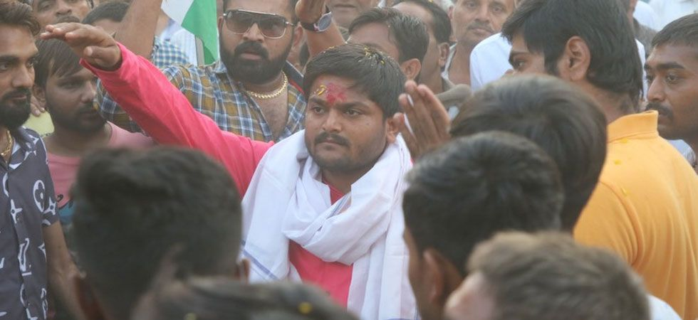 The Samajwadi Party (SP)- Bahujan Samaj Party (BSP) are considering to name Patel as Mahagathbandhan's candidate against Modi. (Photo: Twitter/@HardikPatel_)