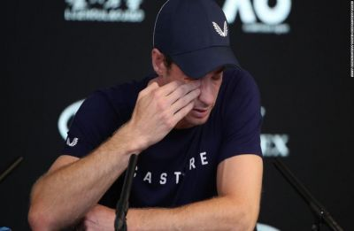 Andy Murray announces Wimbledon could be his 'last tournament' in tearful press conference