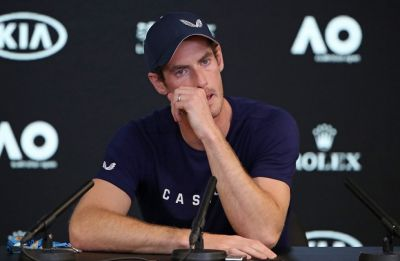 Andy Murray - challenging the might of Novak Djokovic, Roger Federer and Rafael Nadal in style