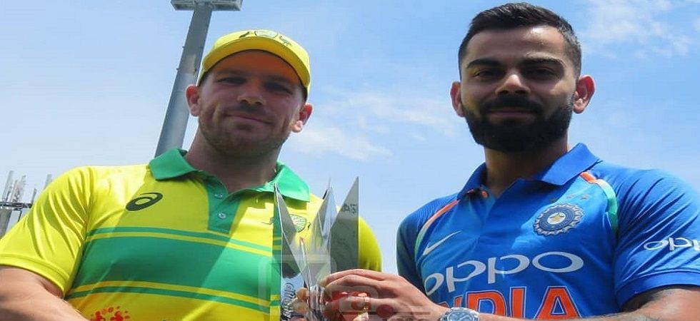 Virat Kohli's Indian cricket team will be aiming to win a bilateral ODI series for the first time in Australia. (Image credit: Twitter)