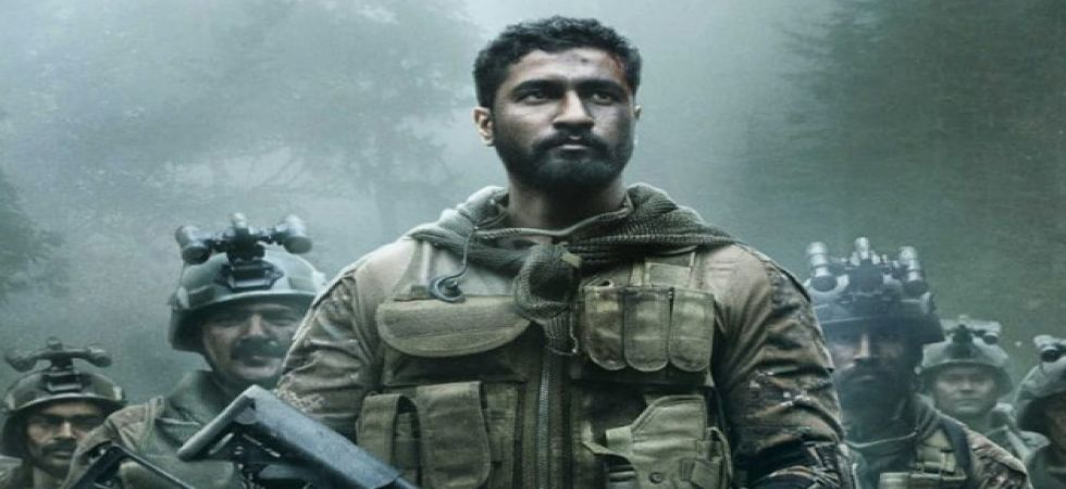 Vicky Kaushal in Uri: The Surgical Strike./ Image: Twitter
