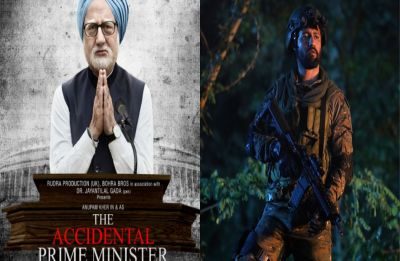 It's Vicky Kaushal's Uri Vs Anupam Kher's The Accidental Prime Minister. What's your pick?