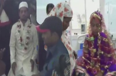 Couple attempts suicide, gets married in hospital after parents' consent