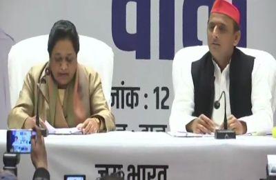 BSP chief Mayawati's insult will be my insult, announces SP chief Akhilesh Yadav