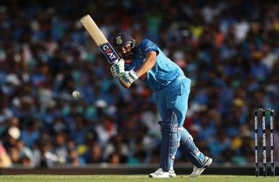 India vs Australia, 1st ODI highlights SCG: Hosts win by 34 runs despite Rohit Sharma blitz