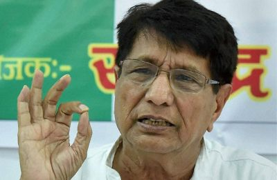 RLD chief Ajit Singh describes PM Modi, Yogi Adityanath, Smriti Irani as 'cattle', triggers row