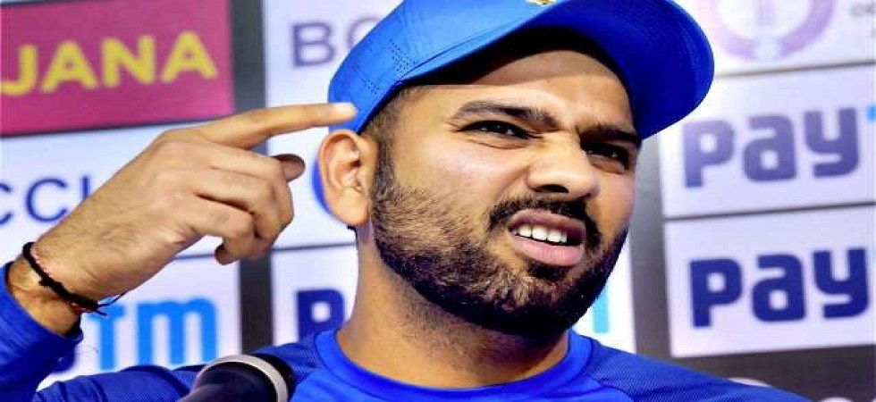 Rohit Sharma scored 133 off 129 deliveries. (PTI file)