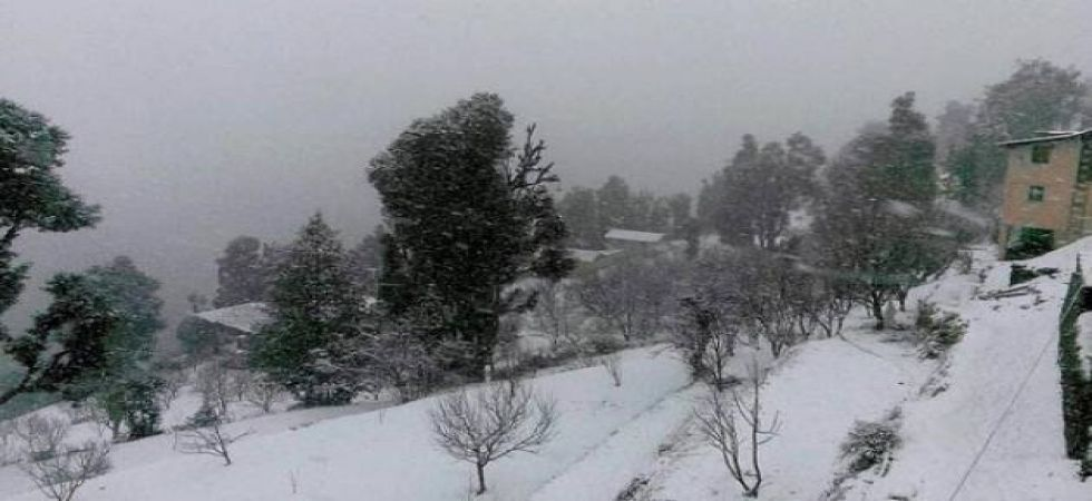 Shimla has received 3.5 cm snowfall so far bringing down the minimum temperature to 0.2 degree Celsius