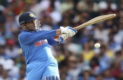 MS Dhoni's fifty in Sydney ODI vs Australia criticised by former players, social media