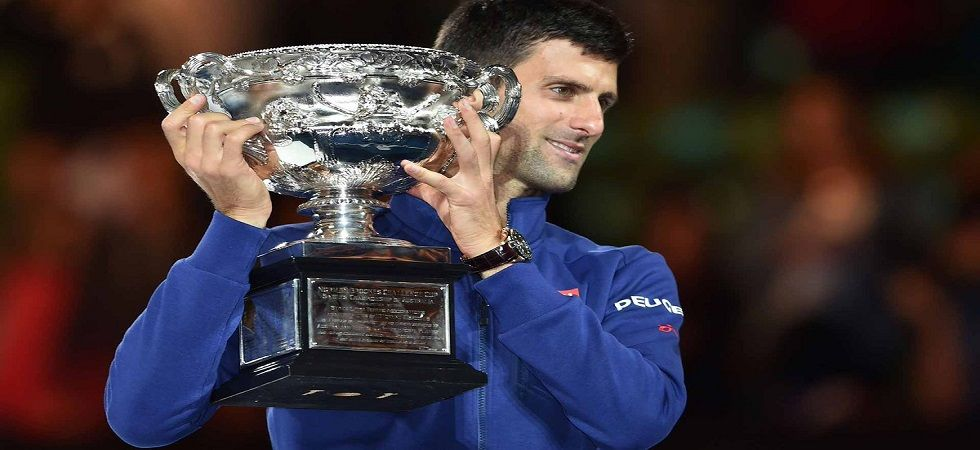 Novak Djokovic and Roger Federer are strong contenders for the Australian Open in 2019. (Image credit: Twitter)