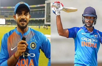India vs Australia: Mayank Agarwal, Vijay Shankar to replace KL Rahul and Hardik Pandya