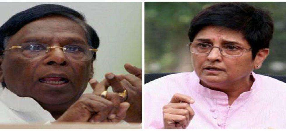 Reacting to the chief minister's warning, Kiran Bedi said,