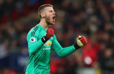 David de Gea makes a record 11 saves as keeper, Manchester United beat Tottenham Hotspur