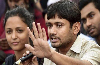 JNU Sedition Case: Kanhaiya Kumar, Umar Khalid, Shehla Rashid question timing of Delhi Police charge sheet