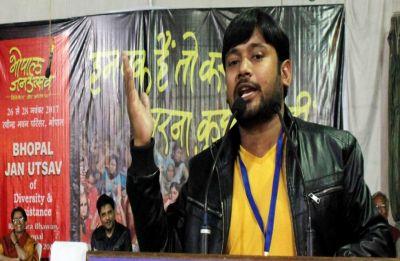 JNU's Kanhaiya Kumar says 'thank you Modi ji' after cops file 1200-page chargesheet in sedition case