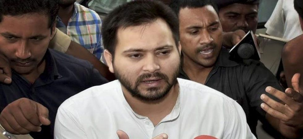 Tejashwi Yadav will meet SP chief at his residence around 2 pm