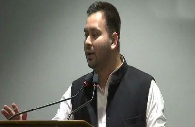 BJP will lose 100 seats in UP and Bihar, says Tejashwi Yadav after meeting Akhilesh Yadav