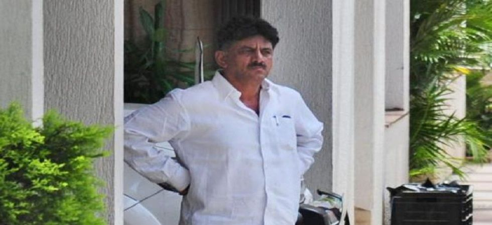 Shivakumar, who had earned the reputation of being a