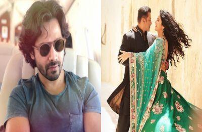Varun Dhawan to play young Dhirubhai Ambani in Salman Khan's Bharat?