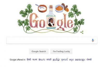 Google Doodle celebrates Sake Dean Mahomed, the Anglo-Indian who opened Britain's 1st Indian restaurant