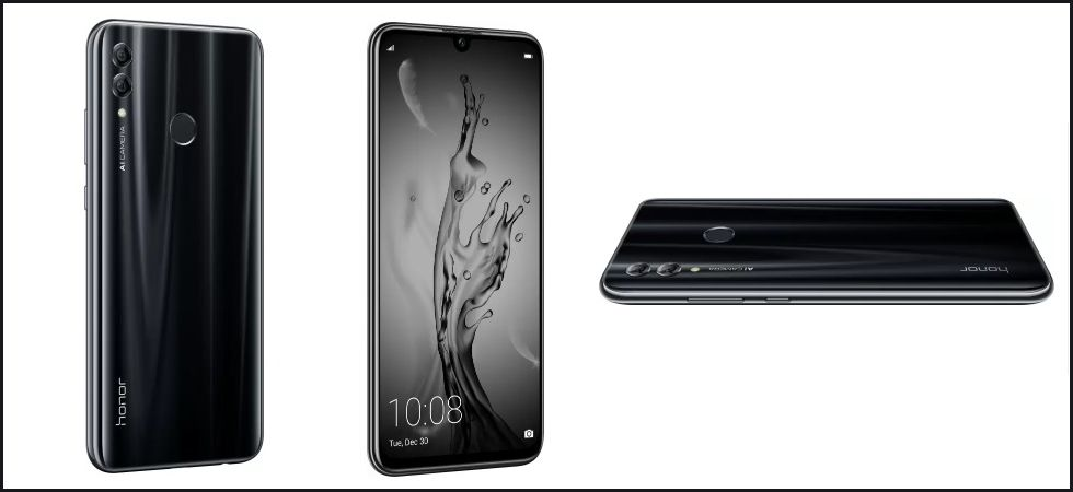 Honor 10 Lite with 24 MP AI camera lens launched in India (Image Credit: Flipkart)